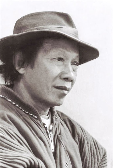 Thu Bồn - Một đời mò đáy khổ làm thơ ảnh 1