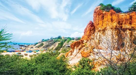 Tuyệt cảnh bờ biển Nam Trung Bộ ảnh 7