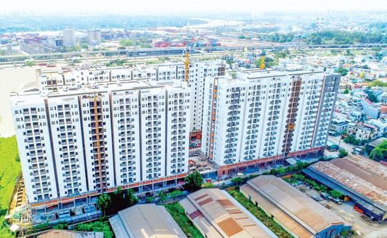 Phập phù thị trường bất động sản ảnh 1
