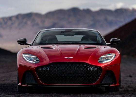 Aston Martin DBS Superleggera 2019 ven man, manh hon 700 ma luc hinh anh 1