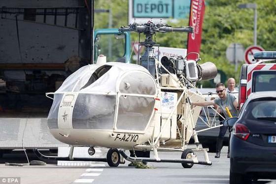 Những vụ vượt ngục táo tợn (K1):Trực thăng - phương tiện số 1 ảnh 2