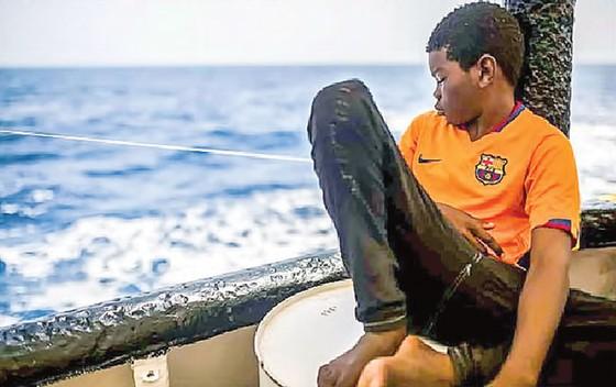 Thảm họa tị nạn Địa Trung Hải ảnh 1