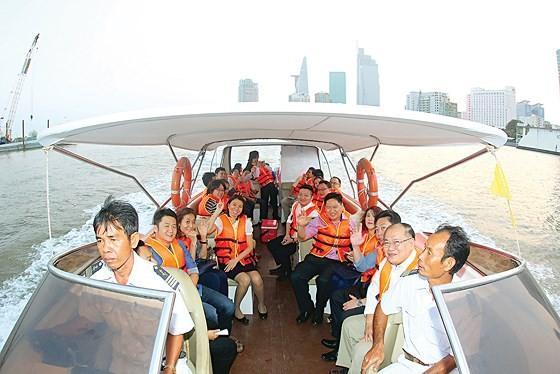 Sông nước Sài Gòn ảnh 5