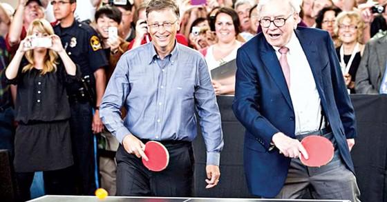 W. Buffett - Lối sống khiêm nhường ảnh 1