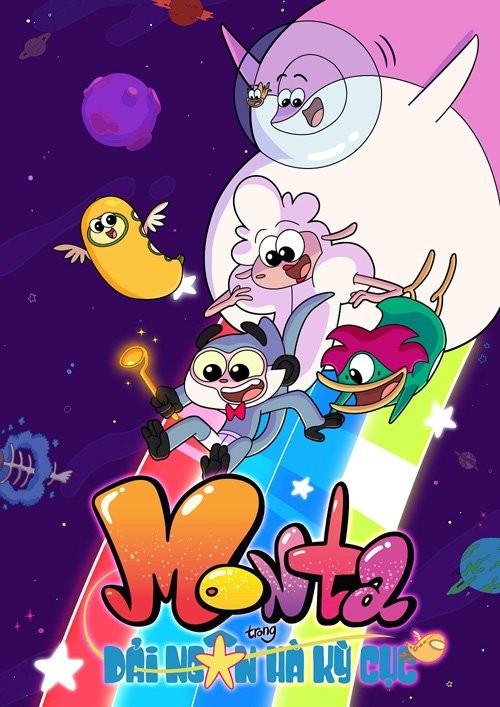 Phim hoạt hình của VinTaTa: Qua Pixar là... Monta?