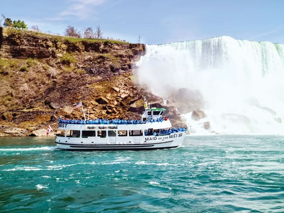 Kỳ vĩ Niagara ảnh 8