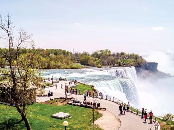 Kỳ vĩ Niagara ảnh 1