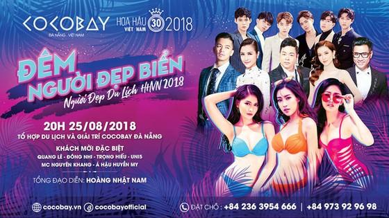 Cocobay tặng vé Chung kết Hoa hậu Việt Nam 2018 cho khách dự đại tiệc buffet đêm 25-8 ảnh 1