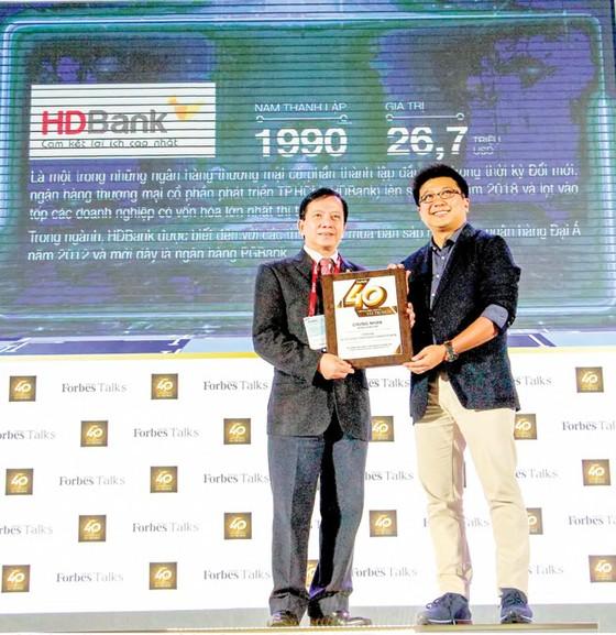 HDBank lọt top những thương hiệu giá trị nhất Việt Nam ảnh 1