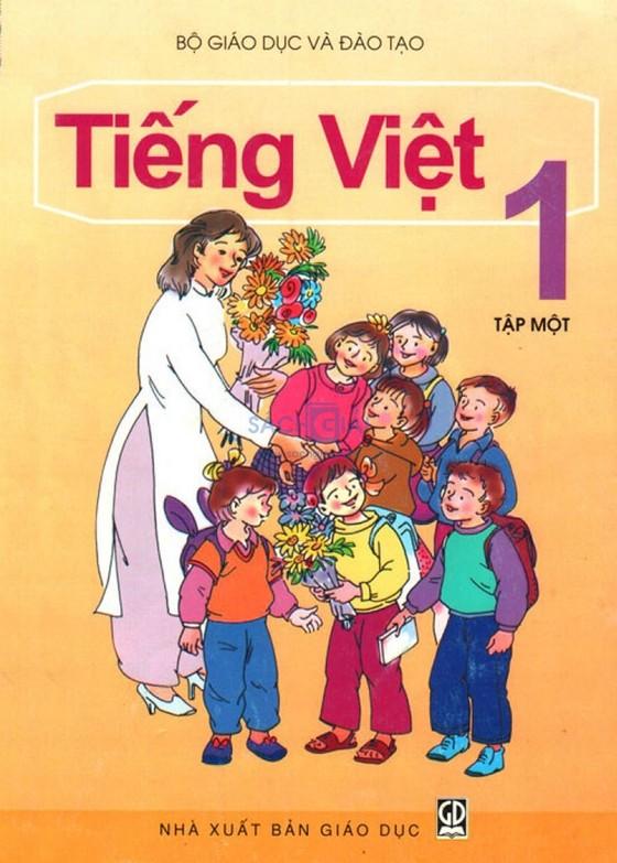 Khó hiểu sách tiếng Việt lớp 1 ảnh 1