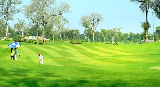 Quy hoạch lại sân golf khu Nam Sài Gòn ảnh 1