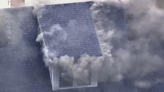 Mỹ: Hàng chục vụ nổ khí ga ở ngoại ô Boston, ít nhất 6 người bị thương ảnh 1