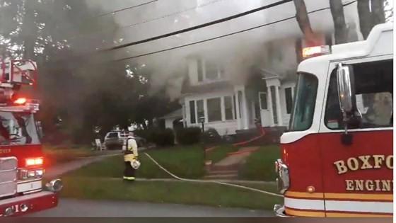 Mỹ: Hàng chục vụ nổ khí ga ở ngoại ô Boston, ít nhất 6 người bị thương ảnh 5