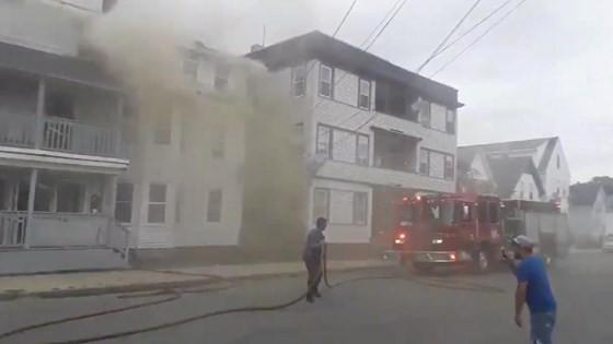 Mỹ: Hàng chục vụ nổ khí ga ở ngoại ô Boston, ít nhất 6 người bị thương ảnh 9