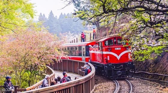 Đài Loan: Trải nghiệm tuyến đường sắt 106 tuổi ảnh 1