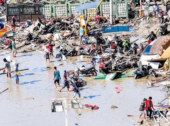 Indonesia tan hoang sau động đất - sóng thần ảnh 3