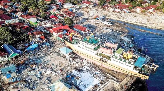 Indonesia tan hoang sau động đất - sóng thần ảnh 9