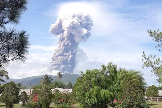 Indonesia:  thảm họa 3 trong 1 ảnh 1