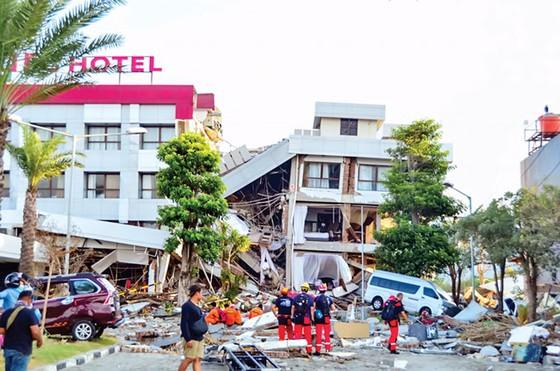 Indonesia: Gượng dậy sau thảm họa ảnh 1