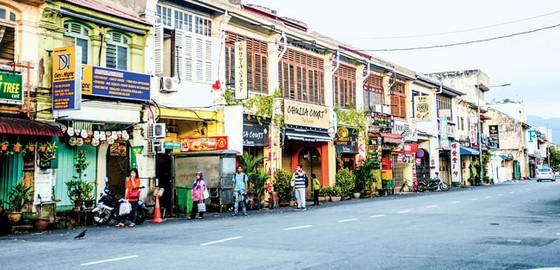 Thanh bình khu phố cổ Penang ảnh 3