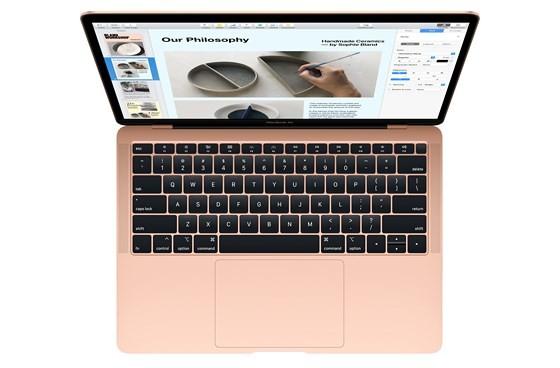 Apple ra Macbook Air, iPad Pro và Mac Mini mới ảnh 1