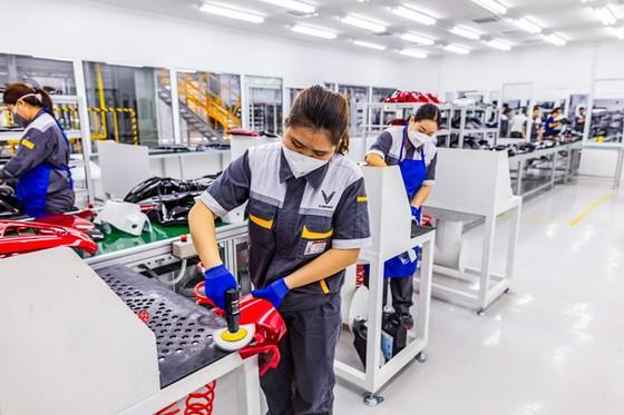 Nhà máy  VinFast eScooter hiện đại bậc nhất Đông Nam Á ảnh 2