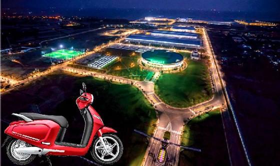 Nhà máy  VinFast eScooter hiện đại bậc nhất Đông Nam Á ảnh 10