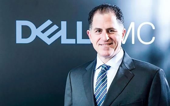 Lừng lẫy tên tuổi Dell ảnh 1
