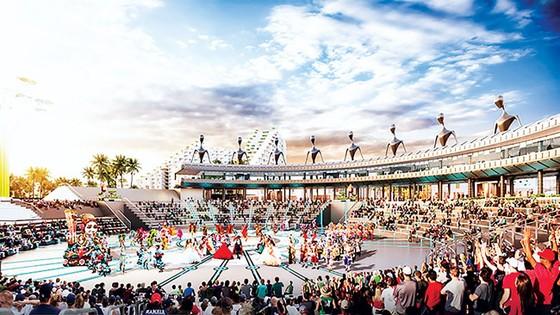 Panorama và The Arena - Những tiện ích khác biệt, quy mô ảnh 2