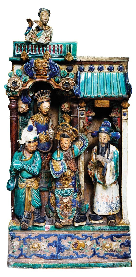 """Cơ hội thưởng lãm cổ vật quý với trưng bày """"Nét cũ dấu xưa"""" ảnh 5"""