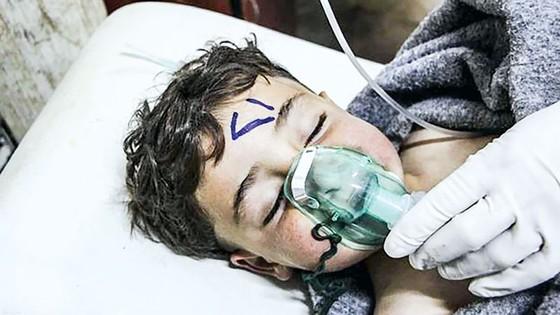 Sự thật vũ khí hóa học ở Syria - Kỳ 1: Cuộc điều tra của BBC ảnh 1