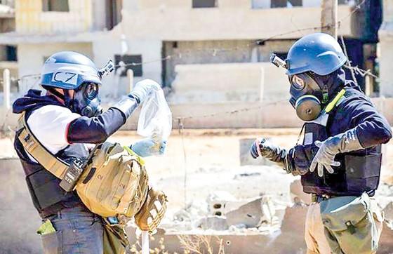 Sự thật vũ khí hóa học ở Syria - Kỳ 2: Ai là thủ phạm? ảnh 1