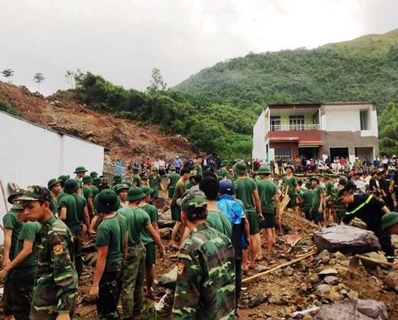Truy trách nhiệm gây sạt lở khiến 22 người chết ở Khánh Hòa ảnh 1