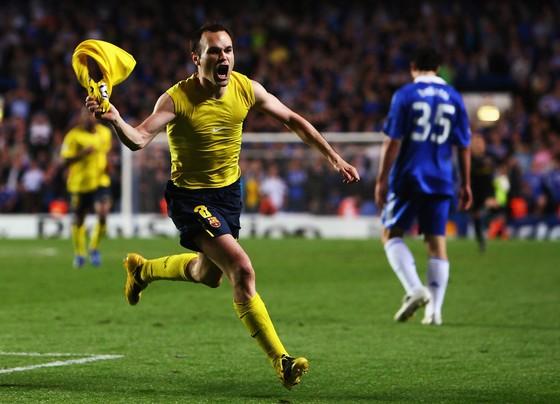 Thủ quân Barca háo hức trở lại sân Chelsea