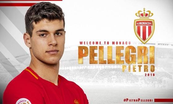 Pietro Pellegri phá kỷ lục của Kylian Mbappe