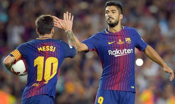Luis Suarez và Leo Messi sẽ tiếp tục săn tìm bàn thắng trước đối thủ dưới cơ Leganes.