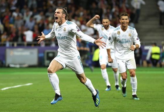 Gareth Bale đã ghi dấu ấn tuyệt vời ở Kiev.
