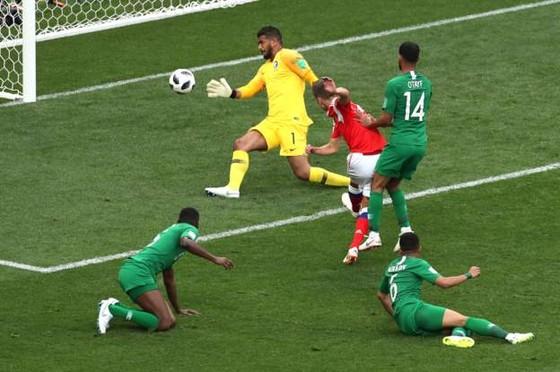 TRỰC TIẾP WORLD CUP 2018: Tuyển Nga thắng đậm 5-0 ảnh 6