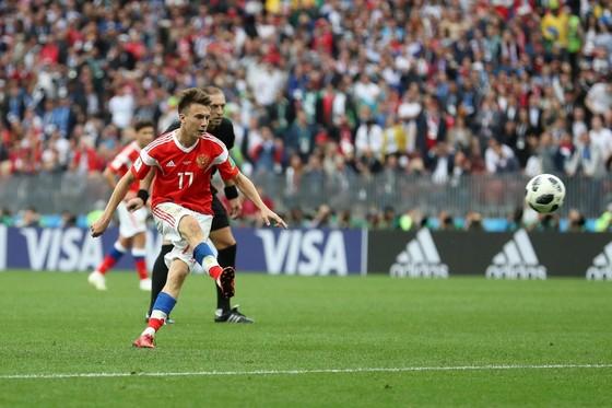 TRỰC TIẾP WORLD CUP 2018: Tuyển Nga thắng đậm 5-0 ảnh 9
