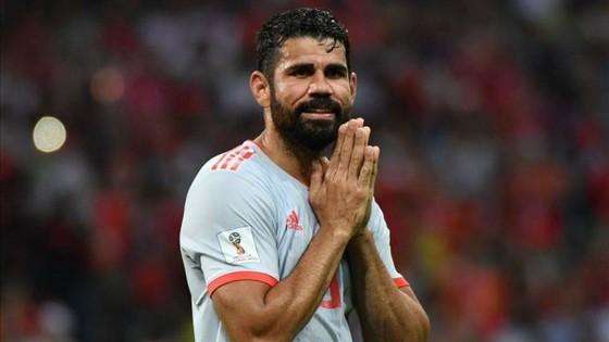 Tiền đạo Diego Costa khẳng định vai trò trung phong của Tây Ban Nha