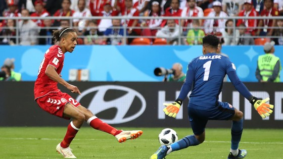 Peru - Đan Mạch 0-1, Lính chì lạnh lùng ghi điểm ảnh 5