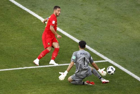 Bỉ - Panama 3-0, Dries Mertens mở điểm, Lukaku ghi cú đúp ảnh 4