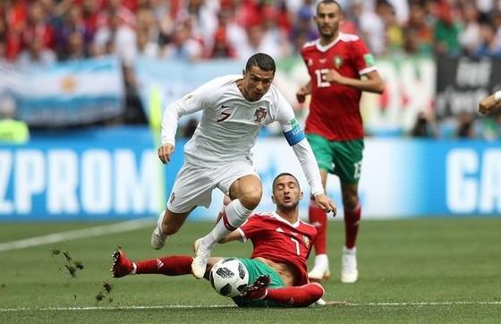 Bồ Đào Nha - Morocco 1-0, Ronaldo ghi bàn trong chiến thắng gây tranh cãi ảnh 3