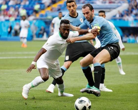 Trực tiếp: Uruguay - Saudi Arabia: Luis Suarez ghi điểm ảnh 2