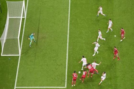 Iran - Tây Ban Nha 0-0, phòng thủ bê tông ảnh 5