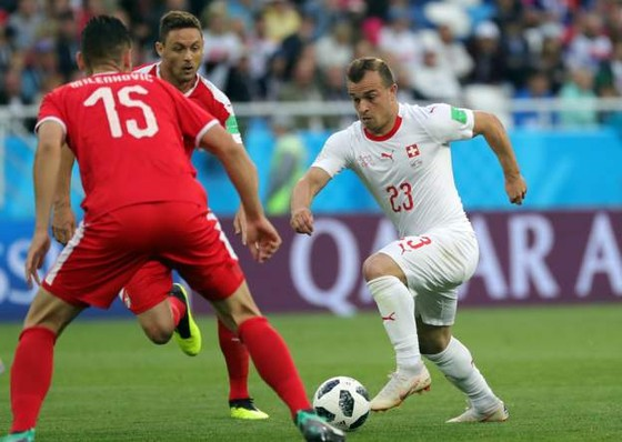 Serbia - Thụy Sĩ 1-2, Shaqiri quật ngã Serbia phút cuối ảnh 2