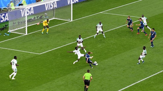 Nhật Bản - Senegal 2-2: Sadio Mane mở điểm, Honda cứu nguy ảnh 3