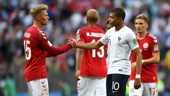 Pháp dắt tay Đan Mạch vào vòng knock-out ảnh 3