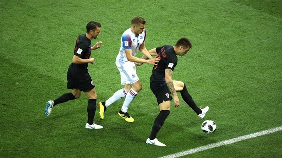 Iceland - Croatia 1-2: Croatia nhấn chìm băng đảo