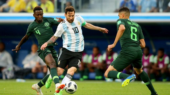 Nigeria - Argentina 0-0, số phận nào cho Lionel Messi ảnh 3